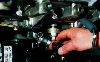 Как влияет датчик детонации на работу двигателя?