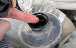 Как устранить течь рулевой рейки своими руками?