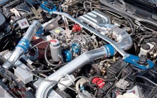 Как считается мощность двигателя?