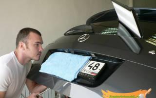 Как выровнять крыло автомобиля своими руками?