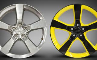 Краска для штампованных дисков какая лучше?