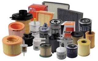Как выбрать масляный фильтр для двигателя?