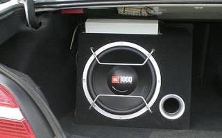 Как установить буфер в машину?